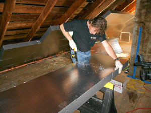 Rigid Foam Insulation from Dave Hoh's Home Comfort & Energy Experts